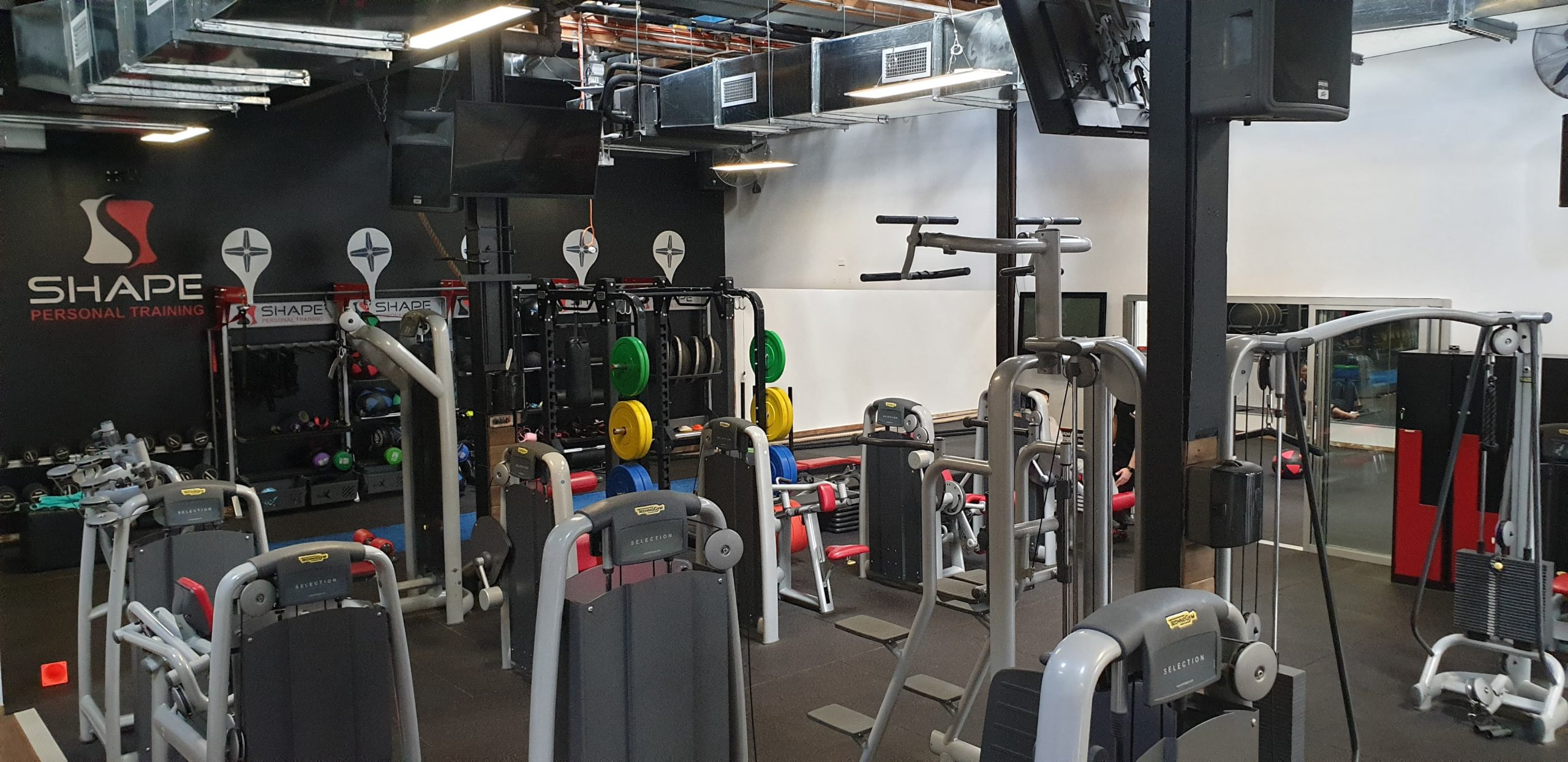 Fully Equiped Gym