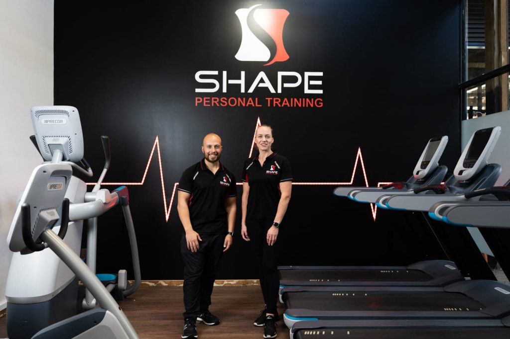 Shape Personal Training Owners