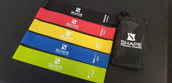 Personal Resistance Band Set