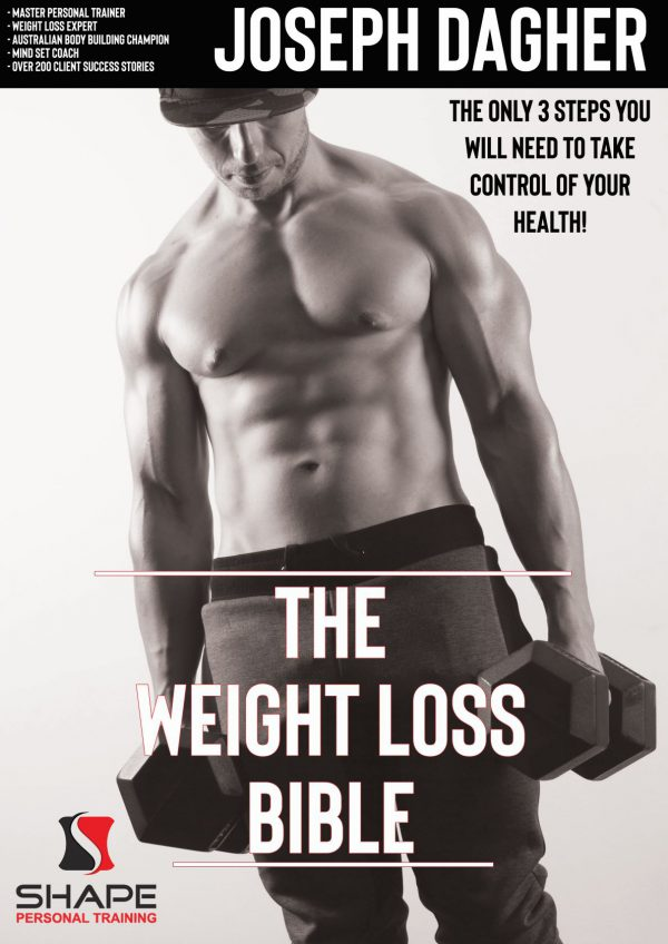 The Weight Loss Bible Book