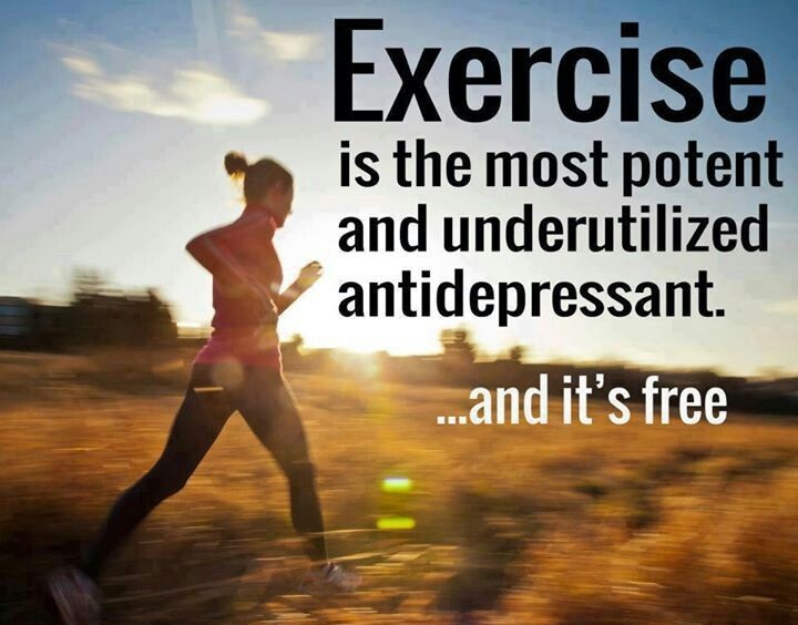 Image result for exercising stress relief
